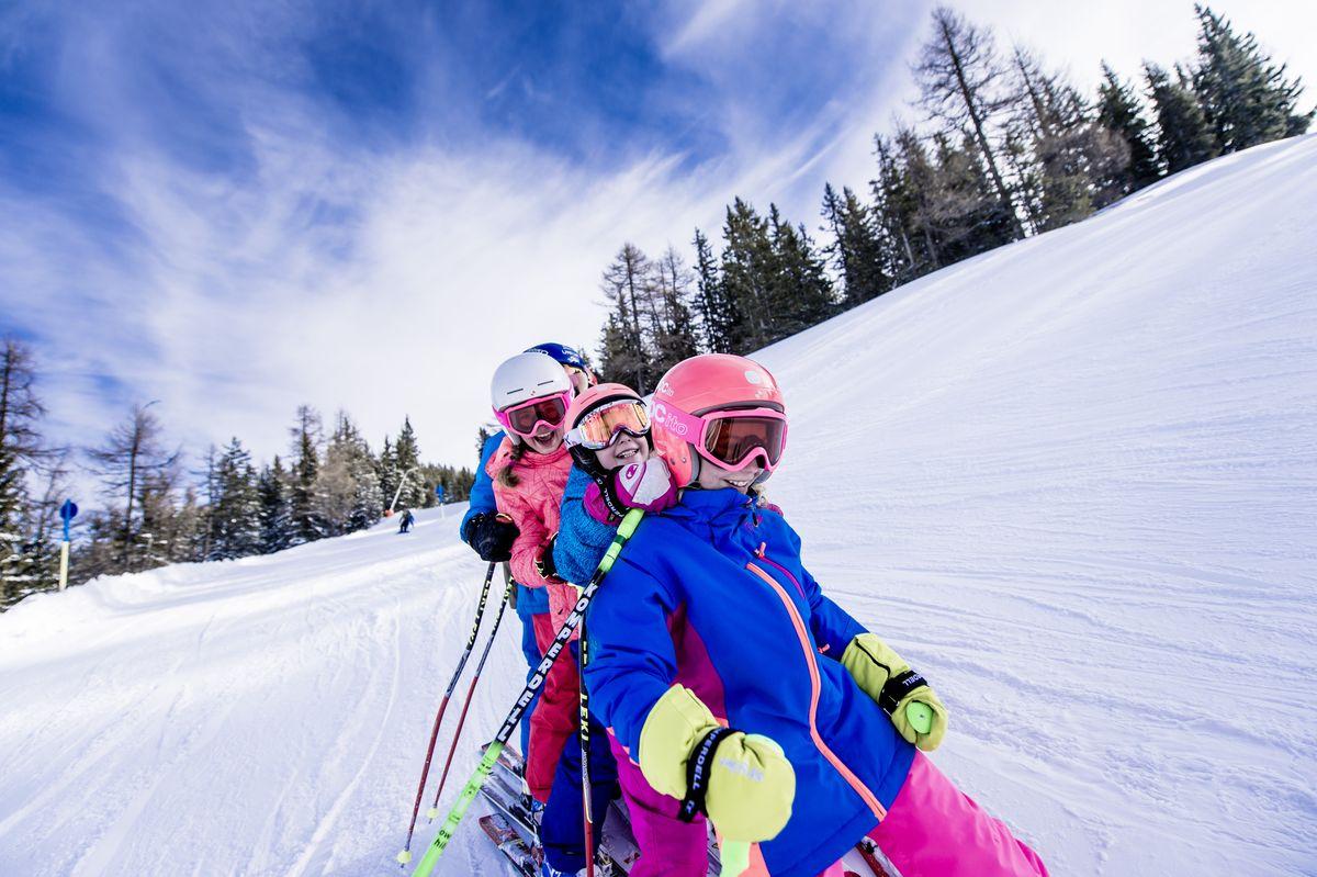 Ski amadé Osterfamilienaktion
