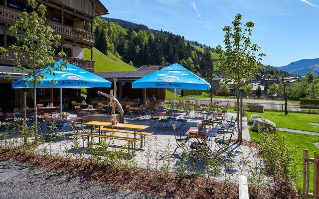 Ferienwohnung für Familie in Saalbach Hinterglemm