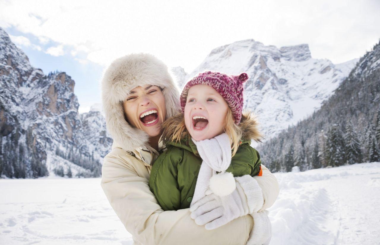 Winterurlaub mit der Familie im Brandnertal