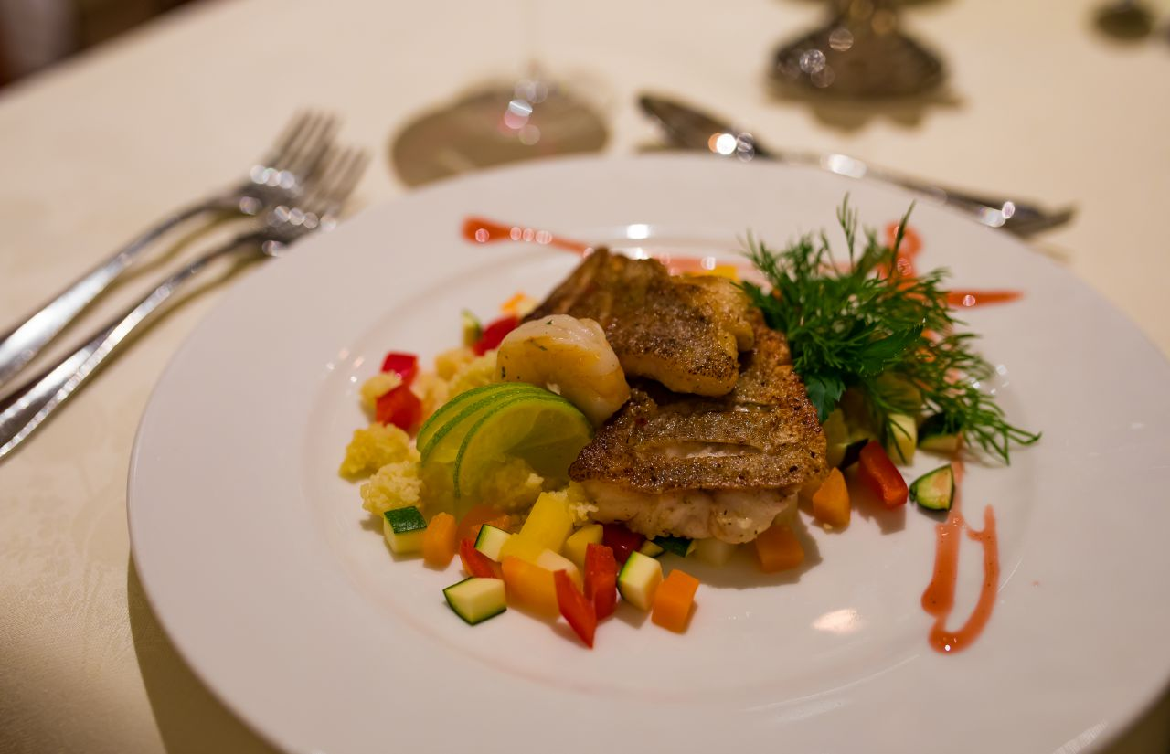 Kulinarische Köstlichkeiten im Seehof