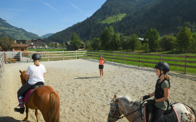 Auli Ranch - Reiten