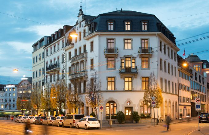 4 stars Gaia Hotel  - Basel, Basel-City, Switzerland