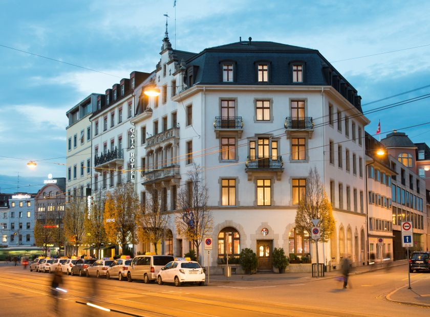 Gaia Hotel , Basel, Basel-City, Switzerland (1/20)