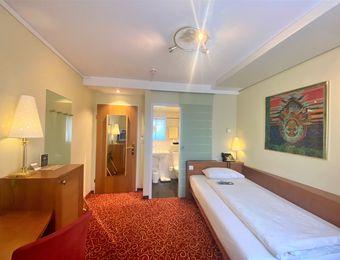 """Camera singola """"Eco"""" - Gaia Hotel"""