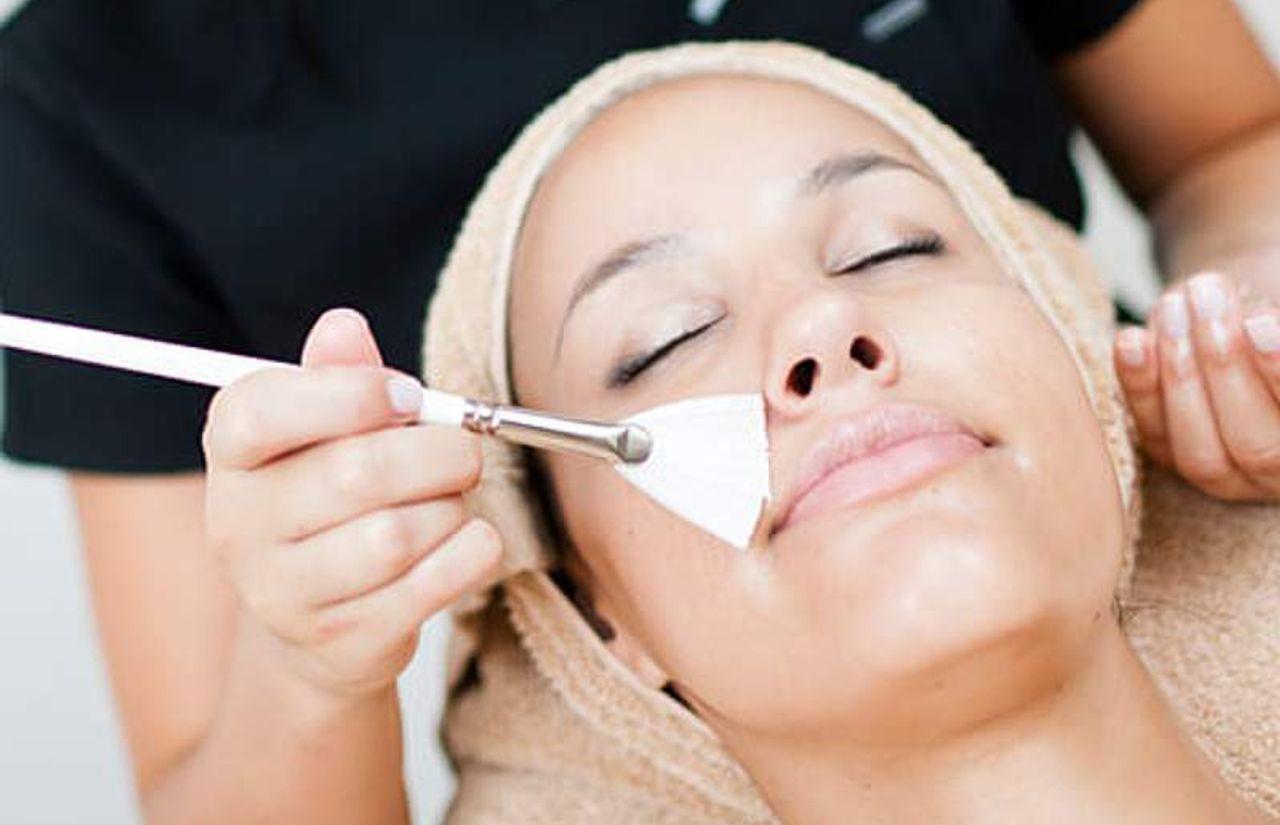 Wellness Gesichtsreinigung