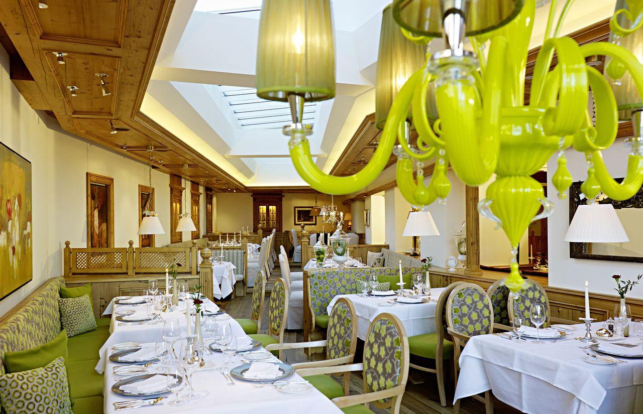 Schlosshotel Fiss Tyrol Wellnesshotel