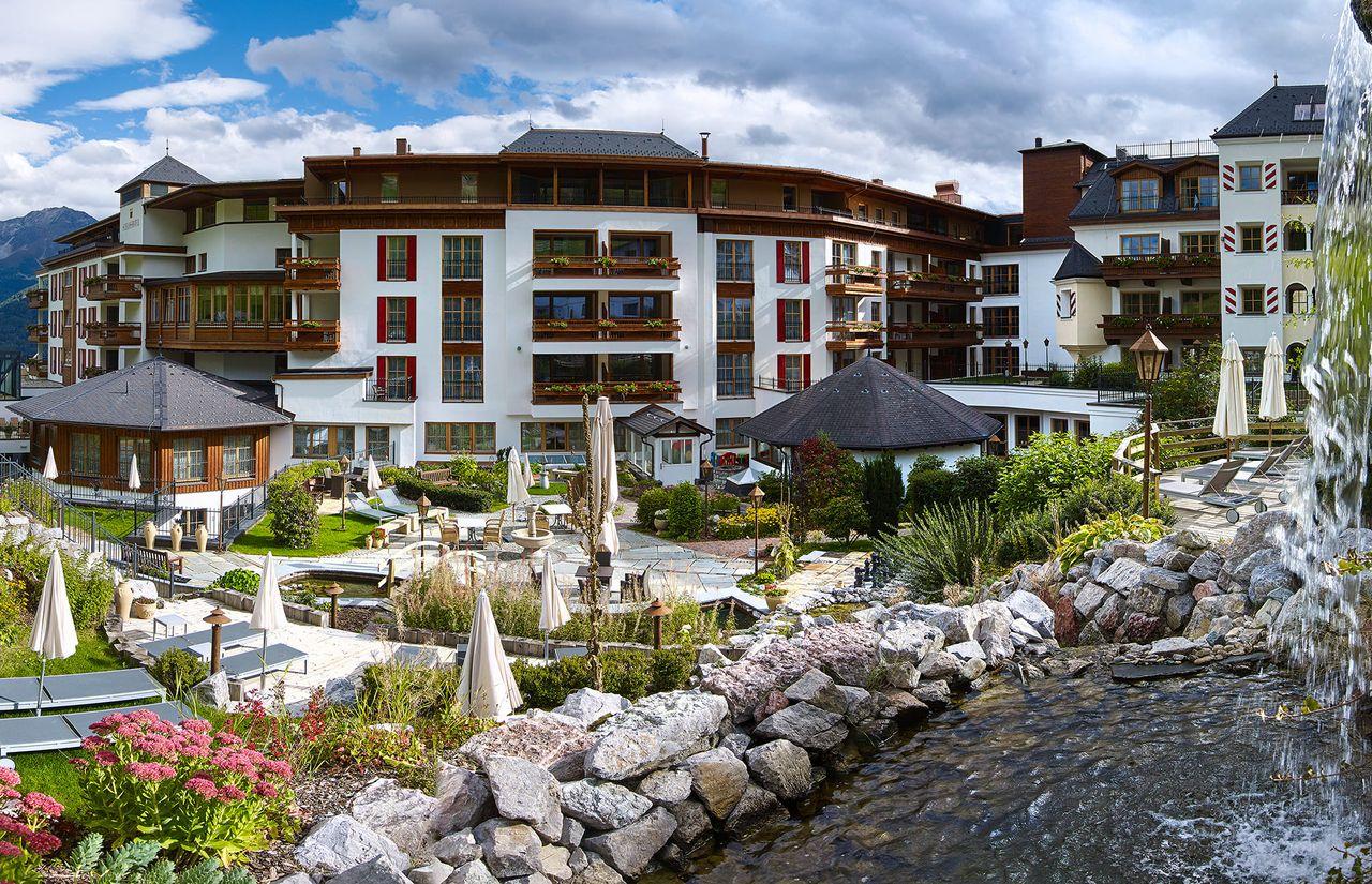 Familienhotel Fiss Tirol