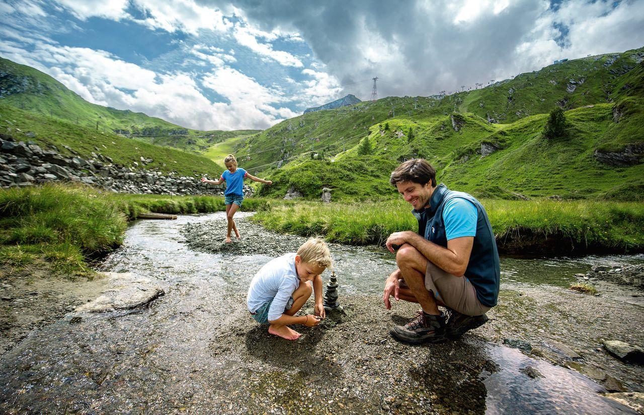 Kitzsteinhorn Family Wandern