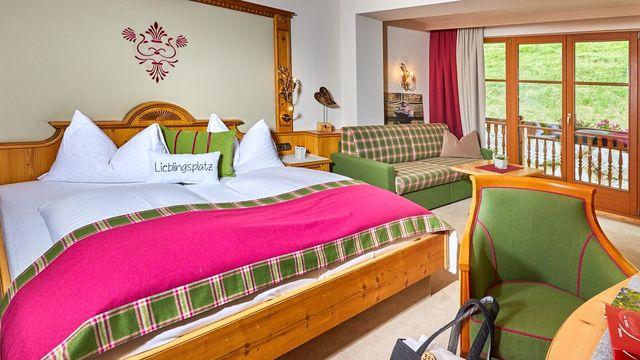 Komfort Doppelzimmer ORCHIDEE