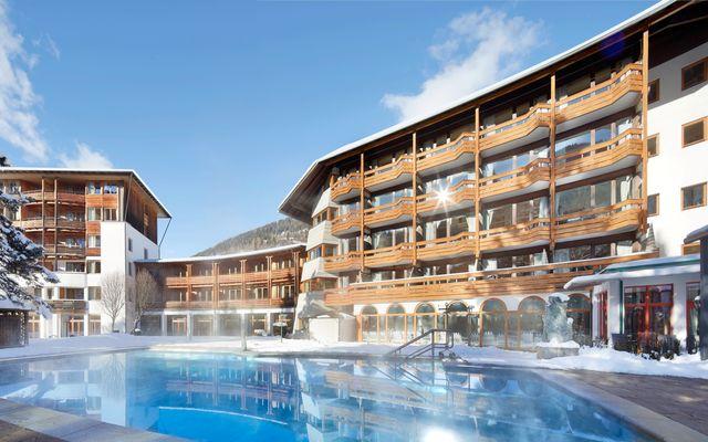 Familienhotel an der Skipiste in Kärnten