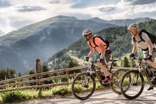 The Bike Shuttle will take you to discover the most beautiful places in Val Pusteria