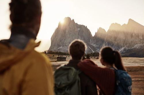 Mammà, papà e io  - un avventura d'autunno a Valdaora!