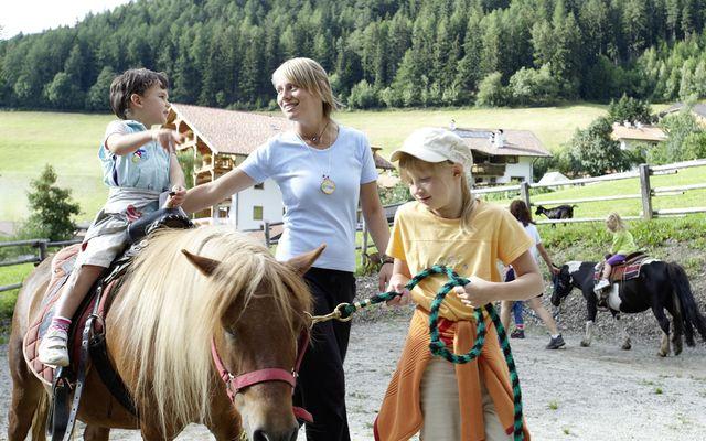 Reiten mit Kindern