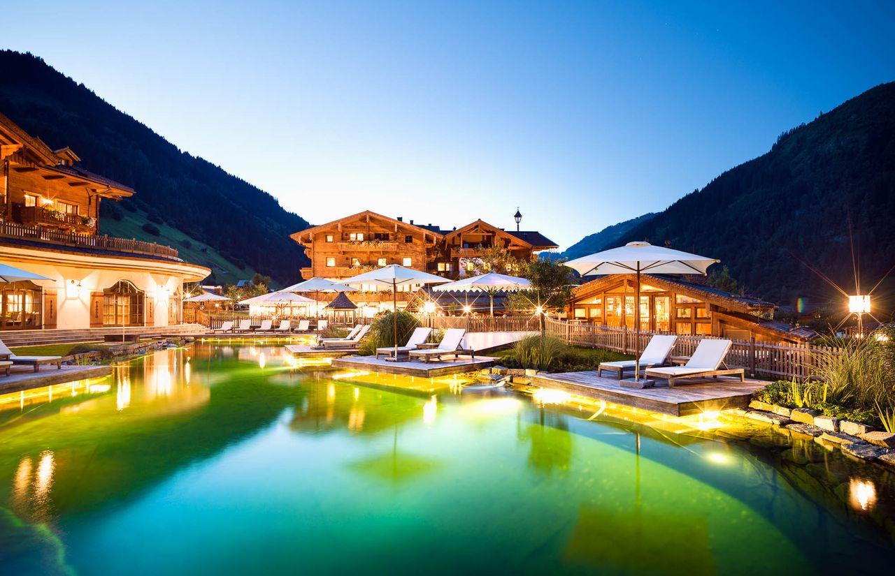 Familien Natur Resort Moar Gut Bildergalerie