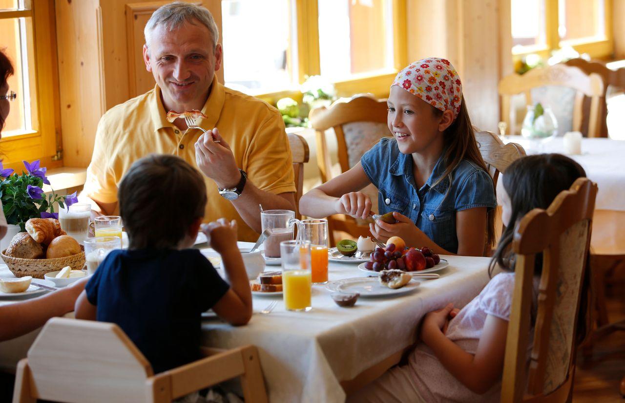 Familienfreundliches Restaurant
