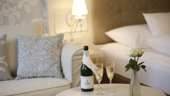 Hotel Rose Ellwangen Fayence Suite