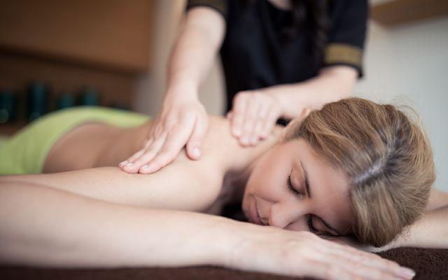 Energizing Massage