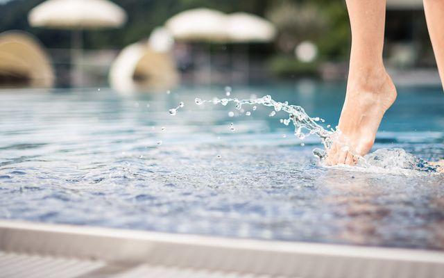 Dynamische Massage für Füsse und Beine