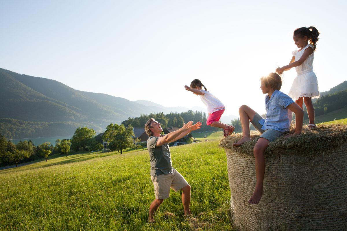 Familien Sommer Aktiv - Kinder gratis