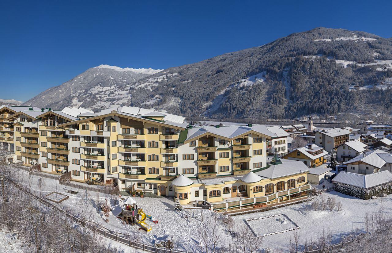 Familienhotel Aschauerhof im Winter