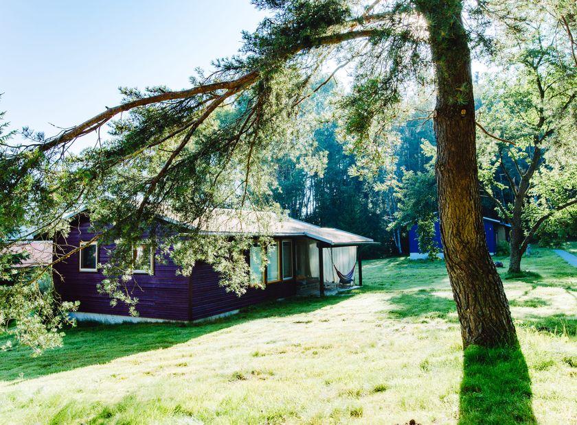 BIO HOTEL 7 Sentidos: Außenansicht Casita - 7 Sentidos – Chalets, Bischofsmais, Bayern, Deutschland