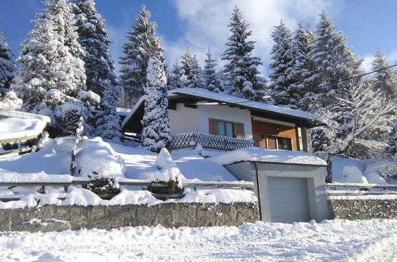 winter, Ferienhaus Hochsonnegg in Weerberg, Tirol, Tyrol, Austria