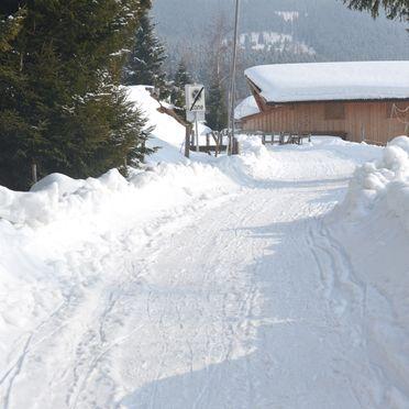 winter - toboggan run, Ferienhaus Hochsonnegg in Weerberg, Tirol, Tyrol, Austria