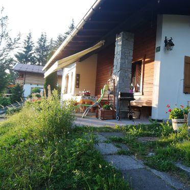 Ferienhaus Hochsonnegg, Summer