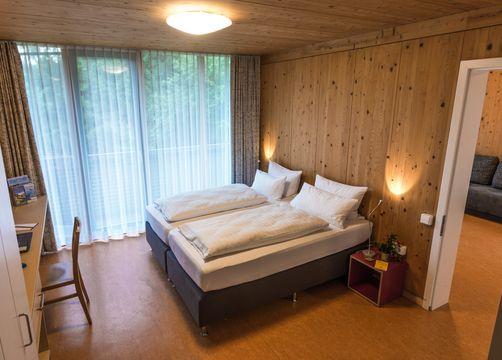 Galleria - camera familiare (1/4) - Bio Hotel und Restaurant Seehörnle