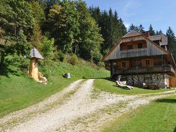 Almhütte Kuhgraben - Kärnten - Österreich