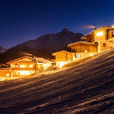 Winter, Grünwald Alpine Lodge I, Sölden, Tirol, Österreich