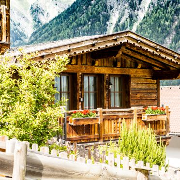 Grünwald Alpine Lodge II, Sommer