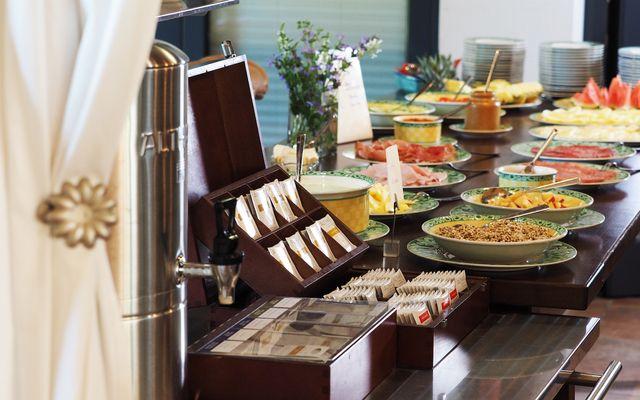 BIO HOTEL Gutshof Insel Usedom: Buffet