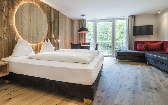 BIO HOTEL Steineggerhof Zimmer