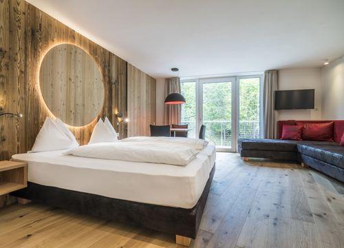 Nuova suite planetaria Marte (1/3) - Bio- und Bikehotel Steineggerhof