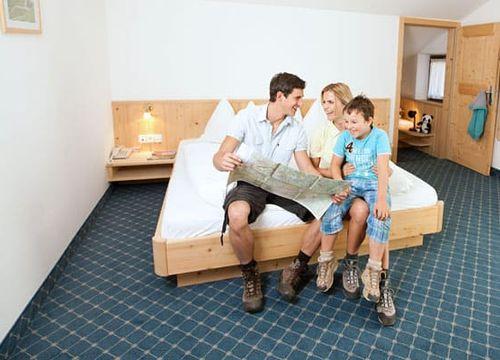Camera doppia Superior Family (1/1) - Bio- und Bikehotel Steineggerhof