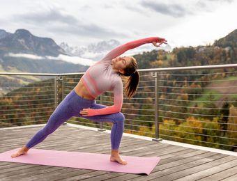 Top Angebot: Deine ganz persönliche Yoga-Auszeit - Bio- und Bikehotel Steineggerhof