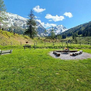 Umgebung, Hütte Almparadies, Forstau, Salzburg, Salzburg, Österreich