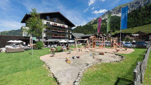 Ferien inmitten Liechtensteins sind grossartig!