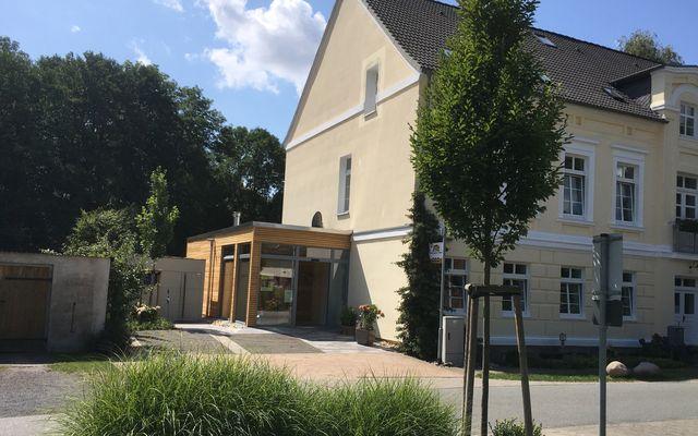 BIO HOTEL: Schönhagener Mühle Außenansicht