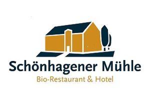 Schönhagener Mühle - Logo