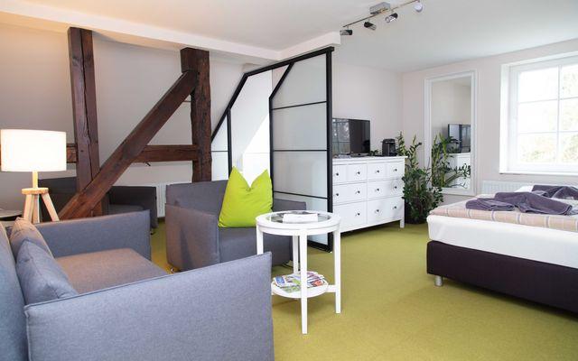 BIO HOTEL Schönhagener Mühle: Zimmer