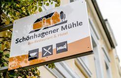 Schönhagener Mühle, Pritzwalk, Brandeburgo, Germania (11/35)