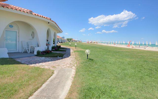 Bungalows direkt am Strand von Marotta