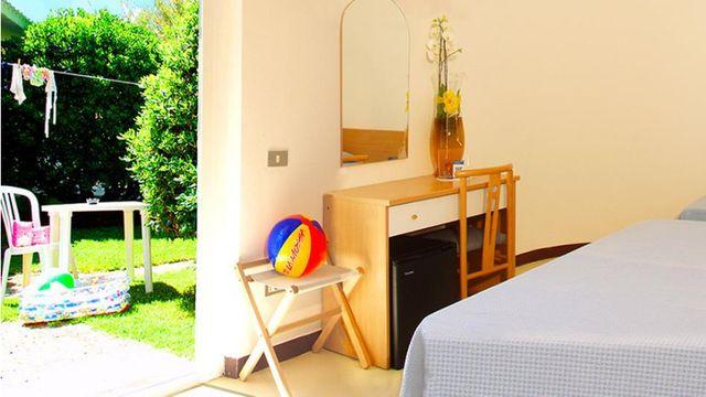 My COMFORT Zimmer im Bungalow direkt am Meer