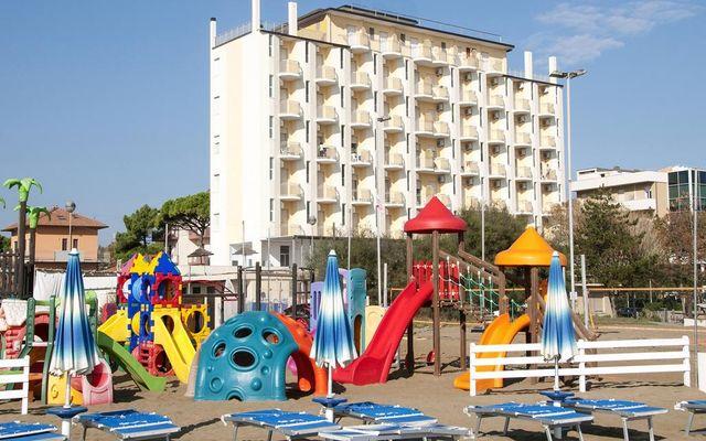 Hotel direkt am Meer
