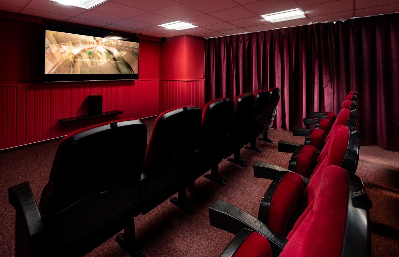 Kino des AHORN Panorama Hotel Oberhof