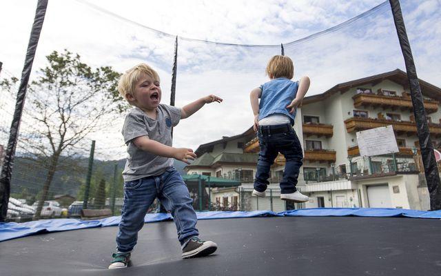 Kinderbetreuung und Kleinkinderbetreuung ab 1 Jahr inklusive