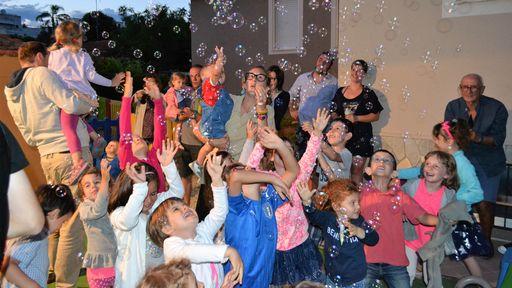Das Hotel La Baia mit einem Herz für Kinder.