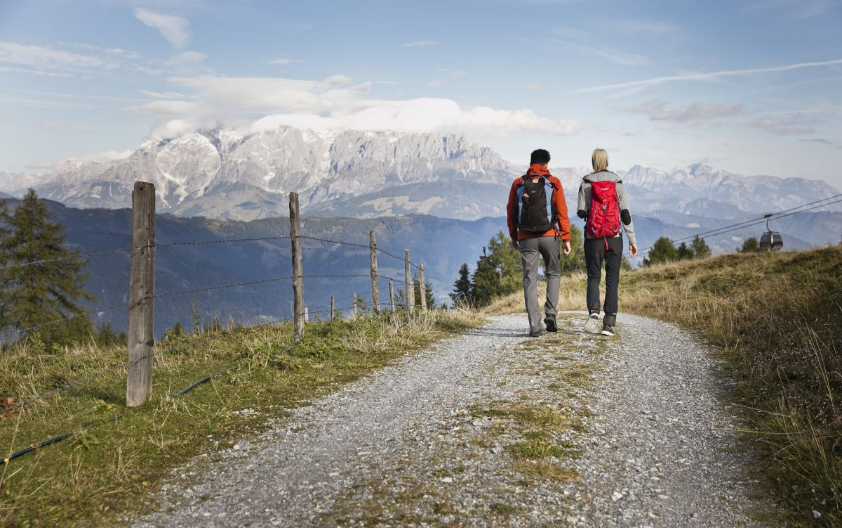 Salzburger Gipfelspiel: 6 Nächte + 1 Gratisnacht